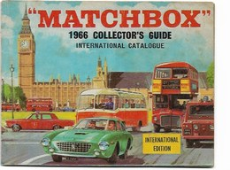 11 Katalogen Van Matchbox 1966-1971-1973-1974-1977-1978-1979-1980-1981-1982-1984. - Ohne Zuordnung