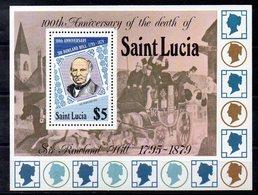 SAINTE LUCIE  Timbre Neuf ** De 1979   ( Ref 5851 )   Rowland Hill - St.Lucia (1979-...)