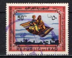 IRAQ - 1966 - MEETING DELL'UNIONE TURISTICA ARABA - USATO - Iraq