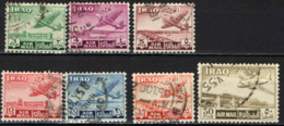 IRAQ - 1949 - AEREO IN VOLO ED IMMAGINI DELL'IRAQ - USATI - Iraq