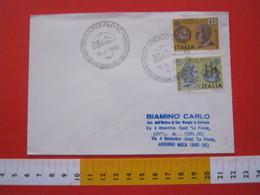 A.02 ITALIA ANNULLO - 1980 SORDEVOLO BIELLA VERCELLI SACRE RAPPRESENTAZIONI PASSIONE DI CRISTO GESU - Cristianesimo