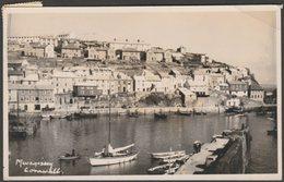 Mevagissey, Cornwall, 1950 - Furse RP Postcard - England