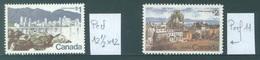 CANADA  - MNH/*** LUXE - 1972 - VUES DIVERSES  - Yv 476-477 - Lot 18495 - 1952-.... Règne D'Elizabeth II