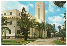 RHODESIA (ZIMBABWE) - BULAWAYO, CITY HALL / THEMATIC STAMP-BULAWAYO COAT OF ARMS - Zimbabwe
