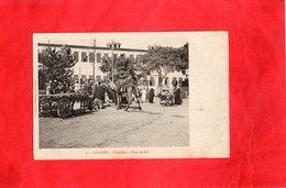 Carte Postale - LE CAIRE - Chameliers à Kasr El Nil - Cartes Postales