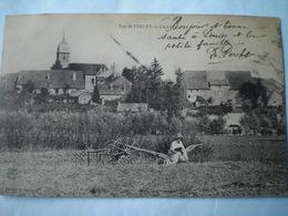 Percey Le Grand  Vue Belle Carte  1905 - France