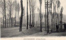 Joeuf-franchepré - Le Poteau Frontière - France