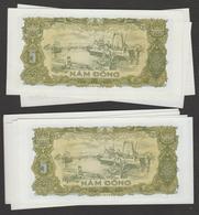 VIETNAM  1976  - LOT  20  BANKNOTES  Pick N° 81   VF   Réf 81 - Vietnam