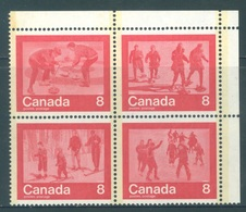 CANADA  - MNH/*** LUXE - 1974 - MONTREAL OLYMPIC GAMES  - Yv544-547 - Lot 18497 - 1952-.... Règne D'Elizabeth II