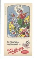 BUVARD Jeanne Achette Siège De Beauvais TB 200 X 105 Mm 2 Scans - Pain D'épices