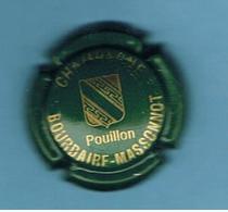 CAPSULE-CHAMPAGNE BOURDAIRE-MASSONNOT-POUILLON- - Autres