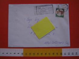 A.02 ITALIA ANNULLO - 1995 ALBA CUNEO CHIESA DUOMO CONVEGNO FILATELIA NUMISMATICA TARGHETTA - Chiese E Cattedrali