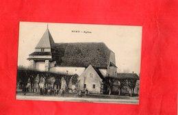 E0812 - HERY - D89 - Eglise - Hery