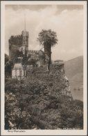 Burg Rheinstein, Trechtingshausen, C.1930s - Zeitz Foto-AK - Germany