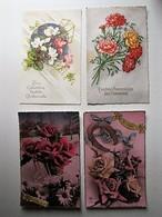 FÊTES - VOEUX - DIVERS - Lot 118 - Lot De 50 Cartes Postales Anciennes Différentes - Cartes Postales