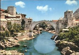 71668920 Mostar Moctap Stari Most Alte Bruecke Mostar - Bosnien-Herzegowina