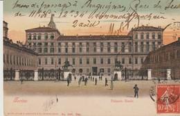 CPA - TORINO - PALAZZO REALE - 9187 - GUGGENHEIM - Palazzo Reale