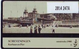 Telefoonkaart  LANDIS&GYR  NEDERLAND * RCZ.281.4   247a * SCHEVENINGEN * TK *  ONGEBRUIKT * MINT - Nederland