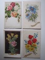 FÊTES - VOEUX - DIVERS - Lot 119 - Lot De 50 Cartes Postales Anciennes Différentes - Cartes Postales