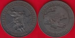 "Hungary 2000 Forint 2018 ""World War I"" BU - Hongrie"