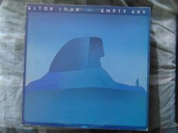 Elton John- Empty Sky - Rock
