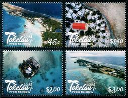 Tokelau - 2018 - Vues Aériennes De Tokelau - 4 Val Neufs // Mnh - Tokelau
