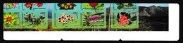 NCE - Carnet Des Fleurs De 2015 Avec Découpe à Cheval RARE - 2 Scans - Booklets