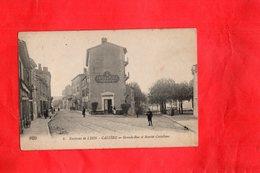 E0812 - CALUIRE - D69 - Grande Rue Et Montée Castellane - Caluire Et Cuire