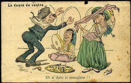 Cpa  Illustrateur Assus  La Danse Du Ventre - Altre Illustrazioni