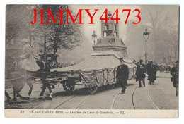 CPA - Le Char Du Coeur De Gambetta 11 NOVEMBRE1920 - N° 22 - L L - Funérailles