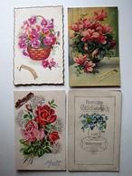 FÊTES - VOEUX - DIVERS - Lot 122 - Lot De 50 Cartes Postales Anciennes Différentes - Cartes Postales