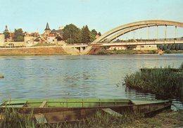 Decize. Nouveau Pont Sur La Loire. - Decize