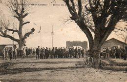 Septfonds -     Entrée  Du   Camp  De  Judes - France