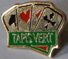 TAPIS  VERT -  4 As - Games