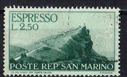 San Marino 1945 // Mi. 335 O (031..779) - San Marino