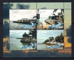 Tokelau - 2018 - Paysages Côtiers Et Digues De Tokelau - BF Neufs // Mnh - Tokelau