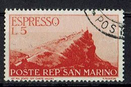 San Marino 1945 // Mi. 336 O (031..780) - San Marino