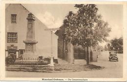 Waterland-Oudeman - De Gemeenteplaats. - Sint-Laureins