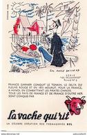 Buvard - La Vache Qui Rit - Série Les Découvertes Buvard N° 5 / GARNIER - Produits Laitiers