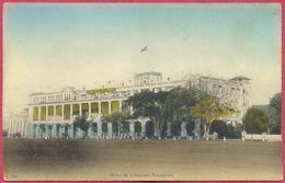 HOTEL De L'EUROPE Singapore 1900's (UNC) N°36 OTKPbITOE IINCbMO - S'pore-CPA Old Collection-Singapore - Singapour