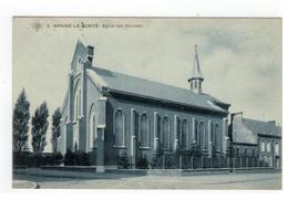 5  BRAINE-LE-COMPTE  Eglise Des Récollets SBP - Braine-le-Comte