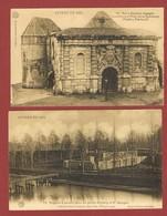 Antwerpen 1860 7 Niet  Gelopen Kaarten 4 Scan - Antwerpen