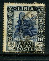 Libye 1931 Y&T 61 ° - Libye