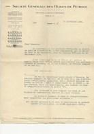 RAPPEL JOURNAL OFFICIEL 23-9-1939 -DECRET POUR  OPERATION DE RAVITAILLEMENT-ESSENCE -PETROLE ET GAS-OIL-4 PAGES - Decrees & Laws