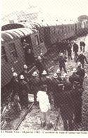 Le Monde Vécu  Carte Numérotée 229 18 Janvier 1982 L'accident De Train D'Epinay Sur Seine - Histoire