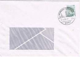 30722. Carta NEUMARKT (Alemania Federal) 1989. Sankt VEIT - [7] República Federal
