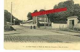 BUC 78. Le Cerf-Volant Et Porte Du Bois Des Gonards à Buc (S-et-O) - Buc