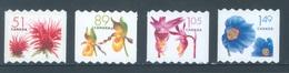 CANADA  - MNH/*** LUXE - 2005 - FLOWERS  - Yv 2195-2198 - Lot 18502 - 1952-.... Règne D'Elizabeth II