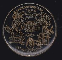 59236-Pin's.Mariage Frères Est Une Maison De Thé Fondée à Paris En 1854 . - Beverages