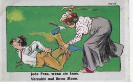 AK 0096  Humor 6 - Künstlerkarte Um 1920-30 - Humor